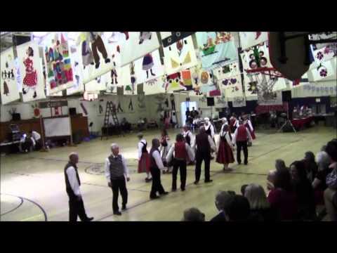 Kihla Polska ja Rieja (Polska Finale)  performed at Laguna Folkdance...
