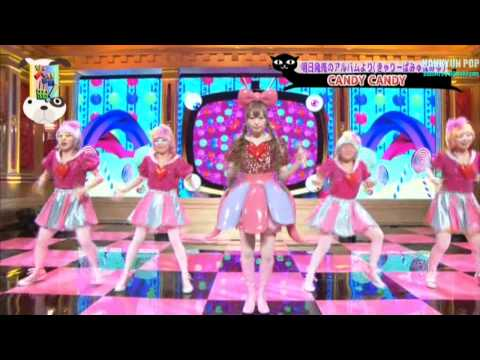 Kyarypamyupamyu CANDY CANDY Music Videos