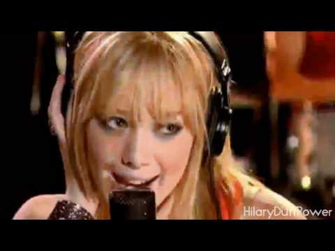 Hilary Duff - Little Voice