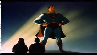 Superman The Arctic Giant 1942  Reaction (Widescreen)