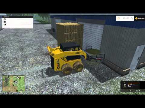 Farming Simulator 2015 GEHL 4835 SXT Mod