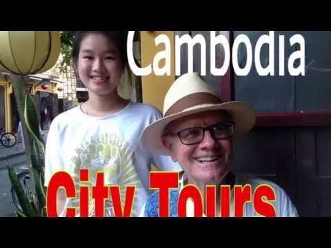Budget travel  Cambodia.City Tour