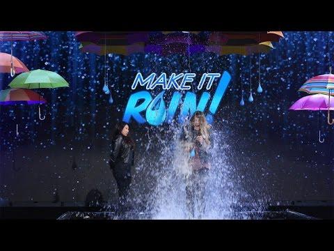 A Splash-Tastic Game of Make It Rain!