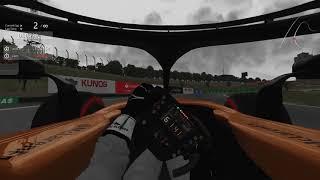 Assetto Corsa Qualy Simulated at Interlagos(Dry): Team McLaren Renault(Fernando Alonso)~1:09.10