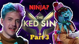 "NINJA Tyler Blevins on ""The Masked Singer"" 