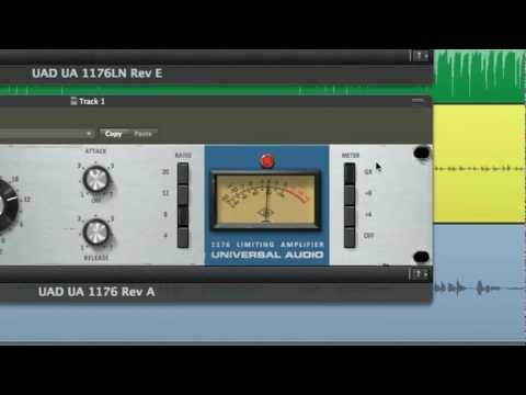 1176 Classic Limiting Amplifier Plug-In Collection Trailer
