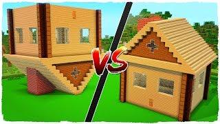 NORMAL house vs REVERSED house