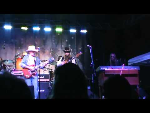 Dickey Betts-Nothing You Can Do-Live at San Diego County Fair-7/2/12