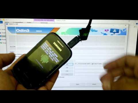 Software Galaxy pocket gt-s 5300/5301/5302/5303/g110