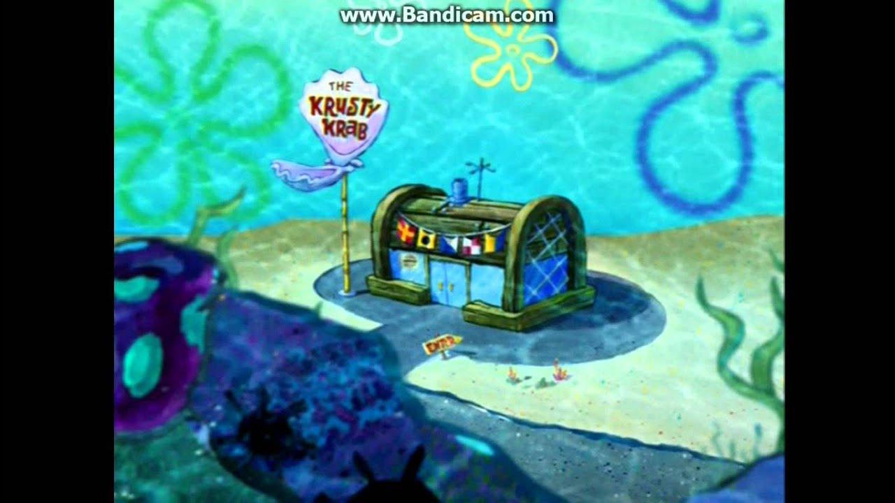 ... to SpongeBob Squar...