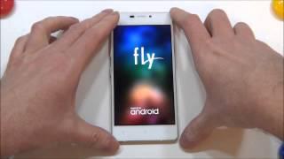 Fly IQ4516 Tornado Slim - распаковка, предварительный обзор