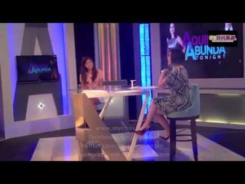 MyCHOS presents Nadine Lustre (Nadine meets Kris Aquino)