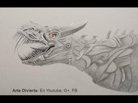 Cómo dibujar un dinosaurio - La era de la extinción