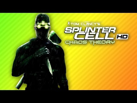 HOW TO SAM FISHER | Splinter Cell: Chaos Theory