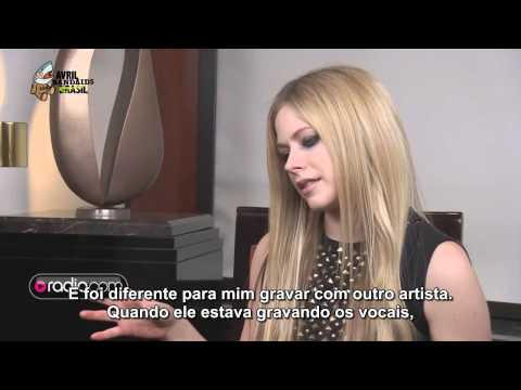 Radio.com - Avril Lavigne Interview [LEGENDADO]