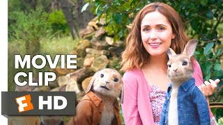 Peter Rabbit Movie Clip - Not Normal (2018)  Movieclips Coming Soon