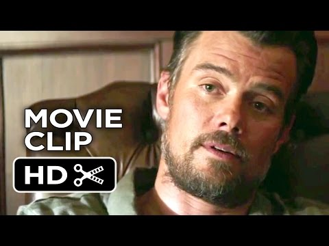 Bravetown Movie CLIP - Session (2015) - Josh Duhamel, Lucas Till Movie HD