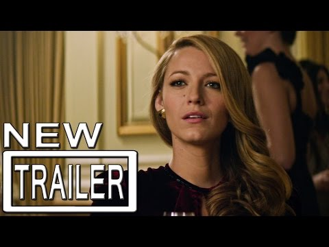 The Age of Adaline Trailer Official - Blake Lively, Harrison Ford