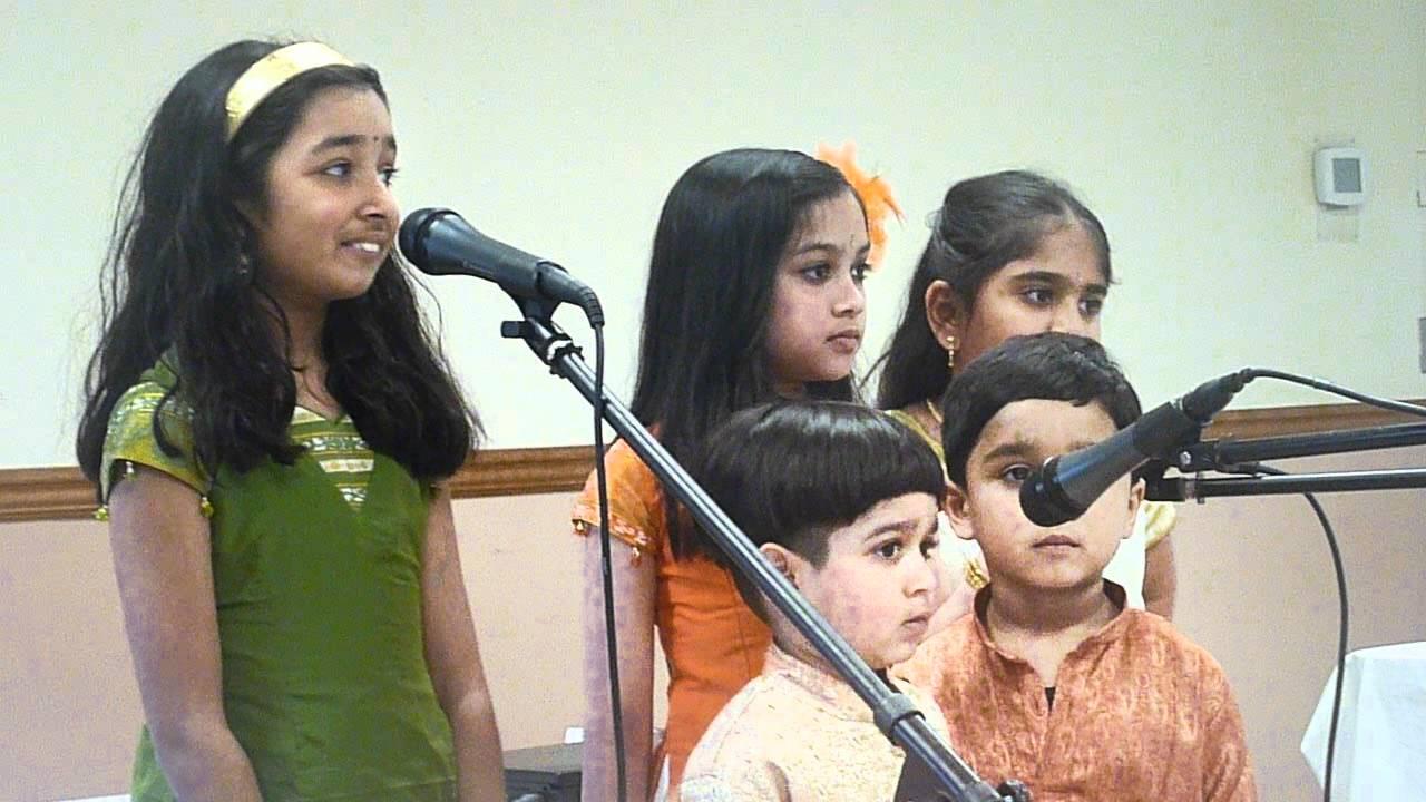 Vishu 2012 - Kids Song for Malayalam School - YouTube
