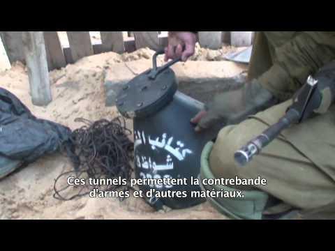 L'aide humanitaire à Gaza se transforme en tunnels du Hamas