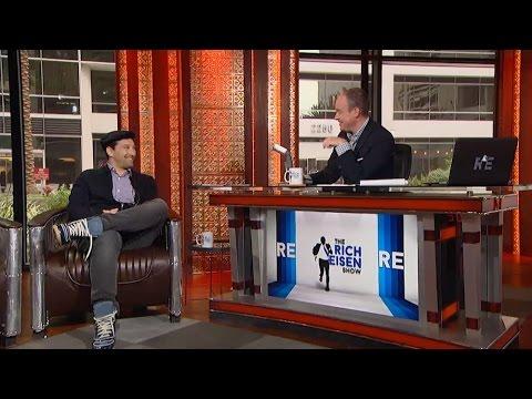 "Director Etan Cohen Talks Movie ""Get Hard"" In Studio - 3/11/15"