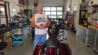2014 Street Glide Special Boom Audio System Upgrade