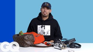 10 Things Afrojack Can't Live Without | GQ