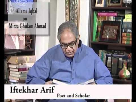 Allama Iqbal on Mirza Ghulam Ahmad