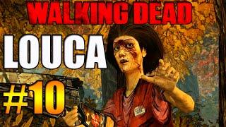 Cuidado uma LOUCA!!! - The Walking Dead #10