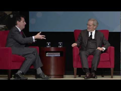 Steven Spielberg, Doris Kearns Goodwin & Tony Kushner Discuss