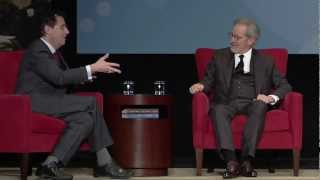 "Steven Spielberg, Doris Kearns Goodwin & Tony Kushner Discuss ""Lincoln"" at The Richmond Forum"