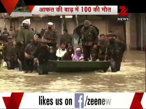 Jammu & Kashmir reeling under worst floods in six decades
