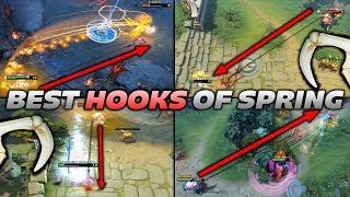 Dota 2 Pudge Moments [BEST OF SPRING]