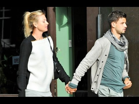 Sharapova and Dimitrov in L.A. -- Nadal s Blooper -- Serena s Name Change?