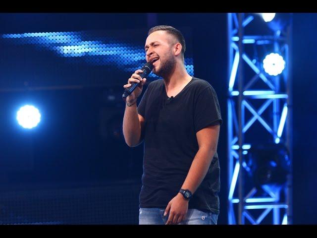 The Weeknd - Earned It. Vezi aici cum cântă Johnny Bădulescu la X Factor!