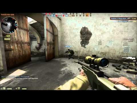 ViccElek a Counter-Strike: Global Offensive világában: 5. rész: Low awp skill :P