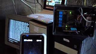 Reset equipamentos via celular