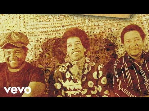 Jimi Hendrix - Band Of Gypsies