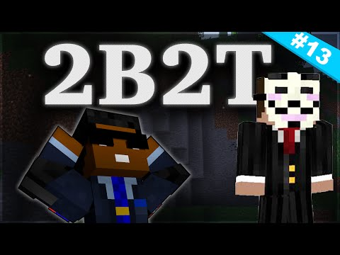 Minecraft: 2b2t #13 | THIS HACK IS INSANE