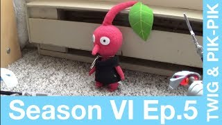 Twig & Pik-pik Season VI Episode 5