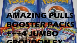POKEMON Cards Opening Packs Primal Clash Booster JUMBO Packs 5 TCGO Online Code Great PULL