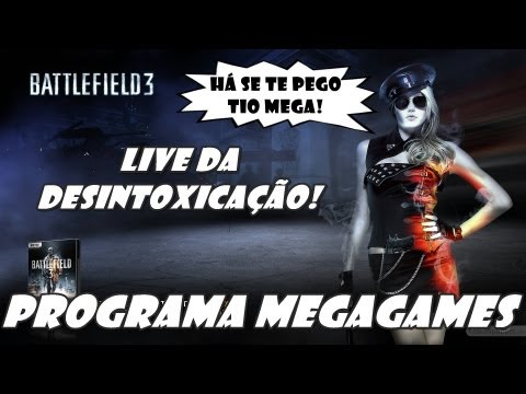 Battlefield 3 - Live da desintoxicao