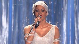 Your Face Sounds Familiar - Natalia Szroeder as Whitney Houston -Twoja Twarz Brzmi Znajomo