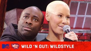 Amber Rose's Bars TOO Personal For Nick To Handle 💥 | Wild 'N Out | #Wildstyle