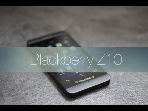 BlackBerry Z10 Review en Español