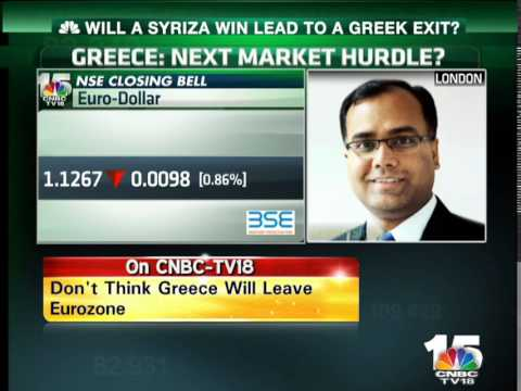 Closing Bell - Newsmaker - Manish Singh, Crossbridge Capital, GREECE ELECTION NEXT MARKET HURDLE?