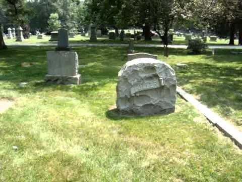 Elizabeth Gonsolve Fuller grave, [fuller plot] Providence, RI
