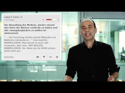 Semesterfrage: Mikrobiologe Michael Wagner über Manipulation von Bakterien
