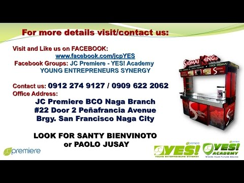 BEST FOODCART FRANCHISING BUSINESS in the Philippines