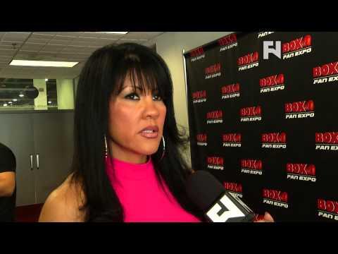 Mia St John Talks Robert Garcia Christy Martin Ronda Rousey  More